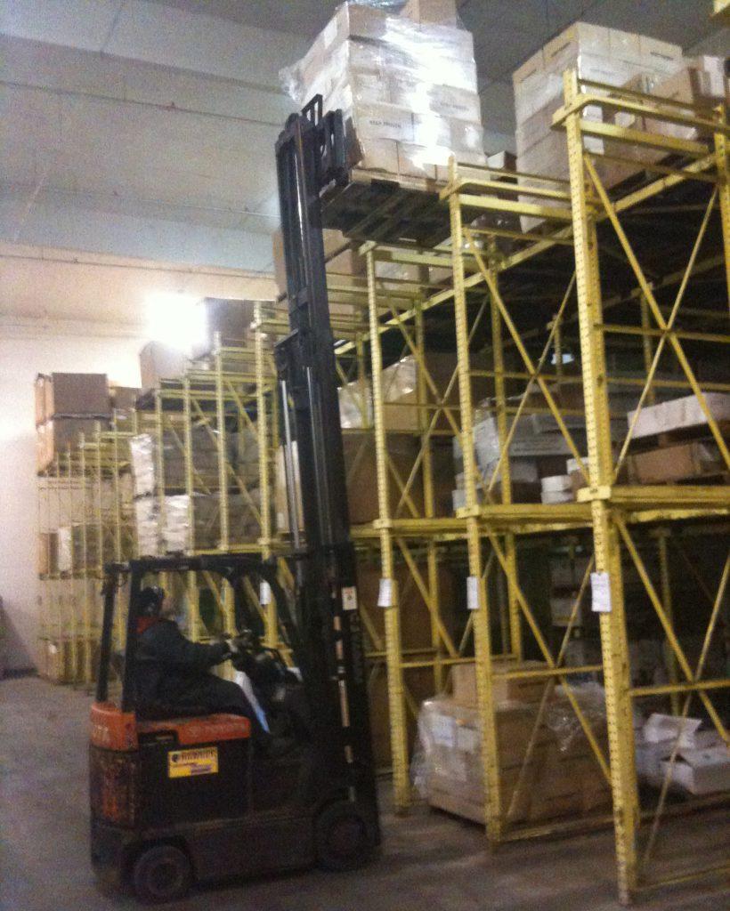 Bait Storage for Alaska Premier Charters, Inc.