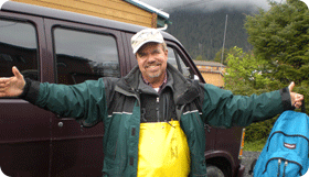 Fisherman at Alaska Premier Charters, Inc.