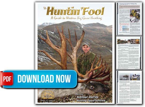 Download The Huntin' Fool Magazine Article On Choosing The Perfect Sitka Alaska Fishing Trip