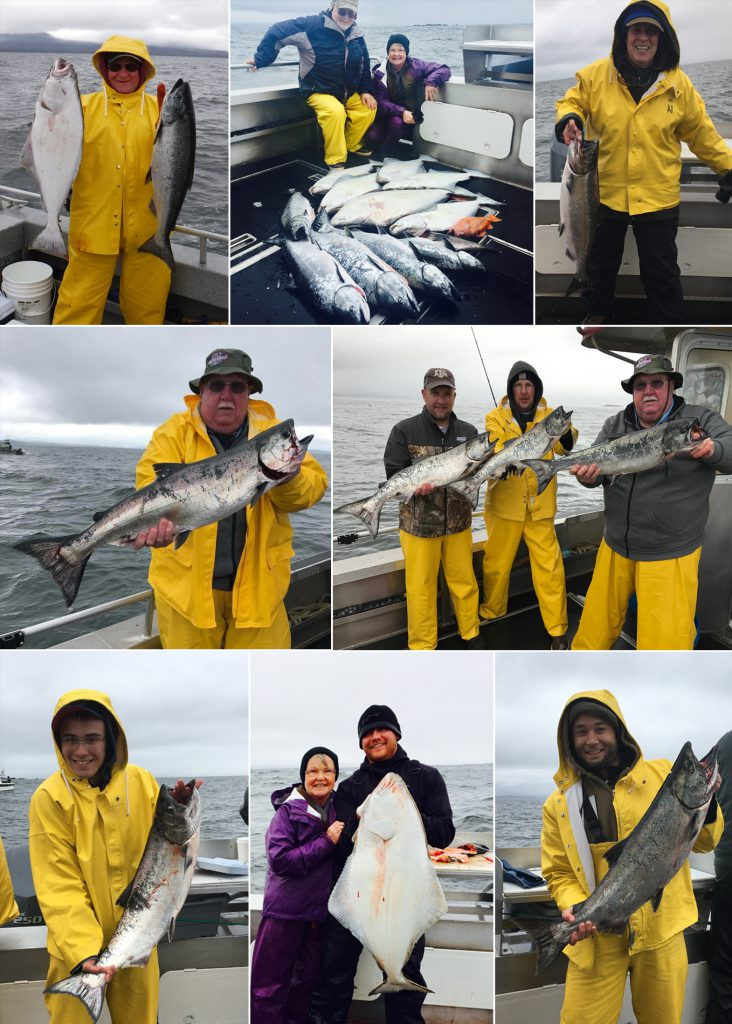 05-25-2017 Catch of the Day: Working hard for those kings!
