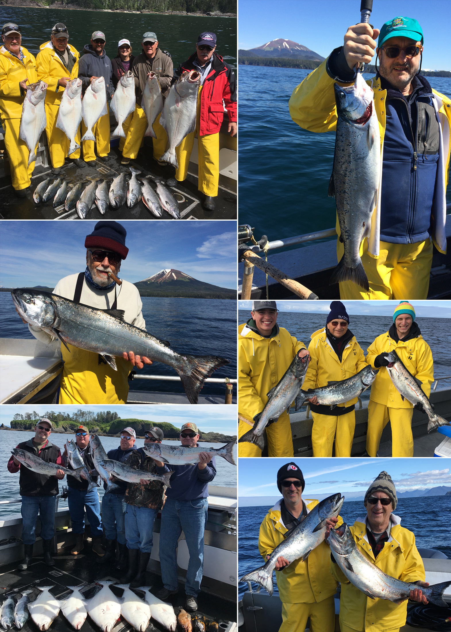 06 18 2017 it was an action packed day sitka alaska for Sitka alaska fishing lodges