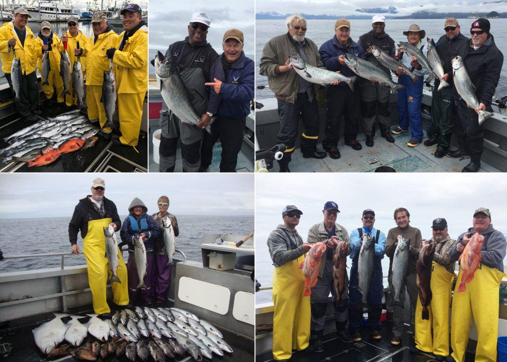 07 13 2017 plenty of fish to go around sitka alaska for Go to plenty of fish com