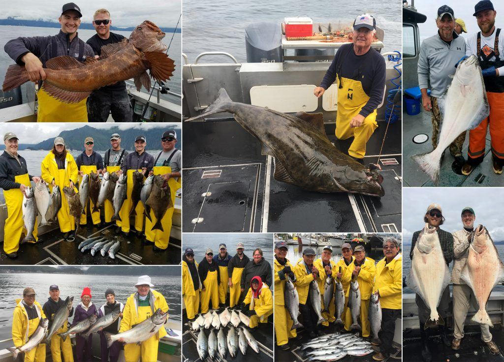 Lots of keepers and some monster releasers!