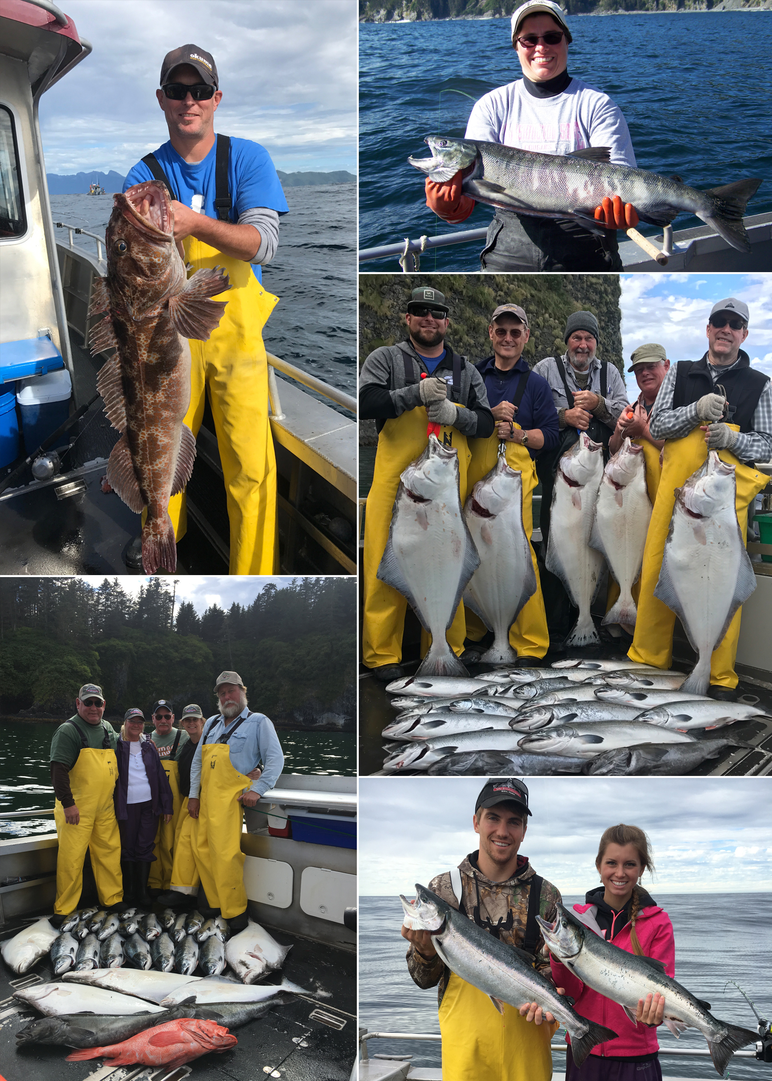 08 29 2017 better weather brought better fishing sitka for Sitka alaska fishing lodges