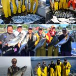 08-03-2017 Kings, cohos, and halibut rock the day!