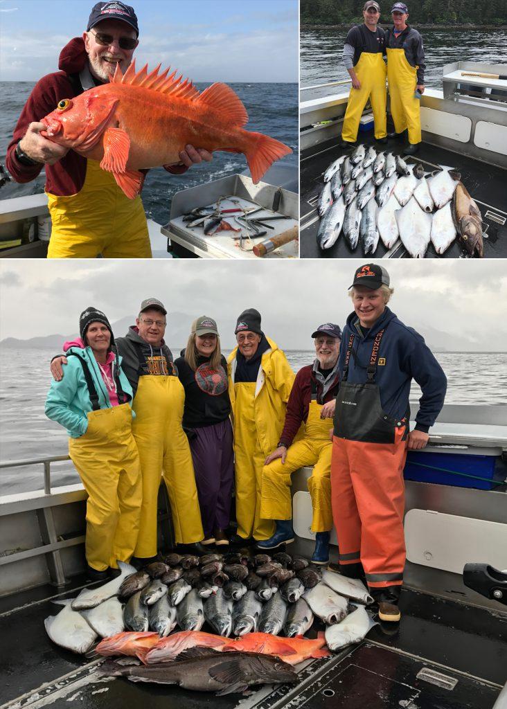 Families making fishing memories!