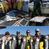 09-05-2017 Large silvers, releaser halibut, and some variety!