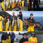 06-12-2018 Releaser ling and keeper kings and halibut!