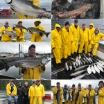 08-13-2018 Kings, Lings, Cohos, and Halibut, rock the day!