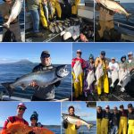 09-03-2018 Four beautiful King Salmon top the day!