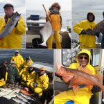 5-20-2019 A super-sized Bocaccio Rockfish tops the day!