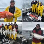 6-14-2019 First Coho of the season today!